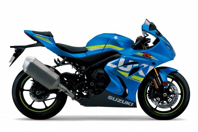 GSX-R1000R ABS(E.U仕様)