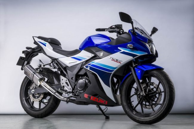 WestPower GSX250R SLIP-ON