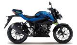 GSX-S125 ABS 2021年モデル